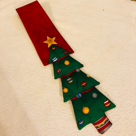 Jolly Holly Accessories Red Christmas Tree Shaped Tie Poshmark